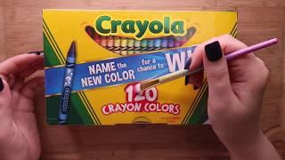 ASMR Shorts - Crayons