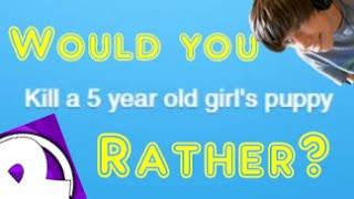 WOULD YOU RATHER (Feat. RhinoTV)