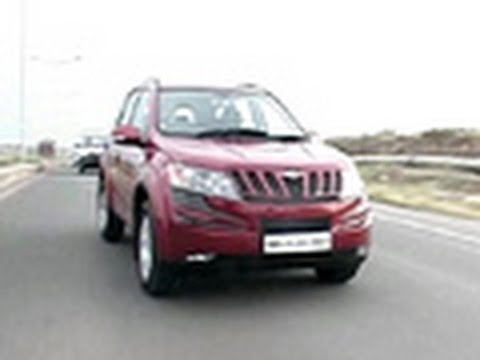 First ride of Mahindra's XUV 500