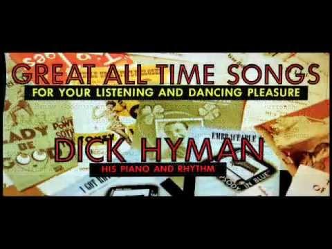 Dick Hyman, 1957: Great All Time Songs - Original MGM LP - Gershwin, Dixon, Woods