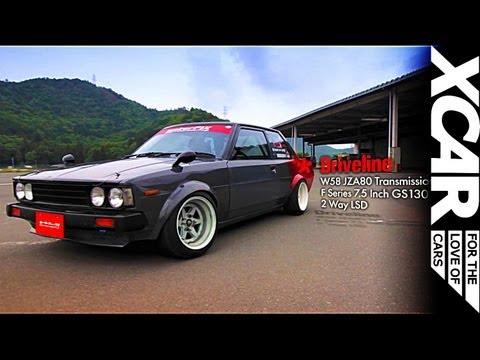 motorFIX. custom V8 Toyota Corolla - XCAR