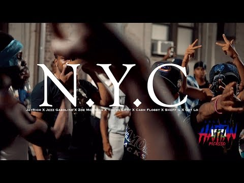 N.Y.C -  Young Littyy X Cash Flossy X Sheff G X Zoe Montana X Jezz Gasoline X Incognito Lo