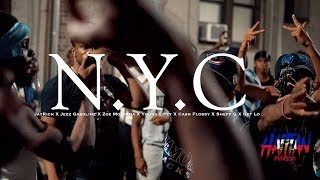N.Y.C - JayRich X Young Littyy X Cash Flossy X Sheff G X Zoe Montana X Jezz Gasoline X Incognito Lo