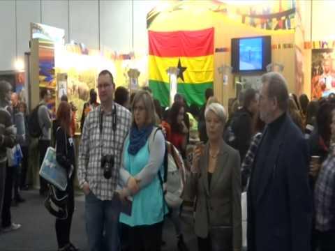 Ghana Tourism @ ITB Berlin 2015