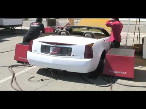 Cadillac XLR-V Compilation by D3 Cadillac Video