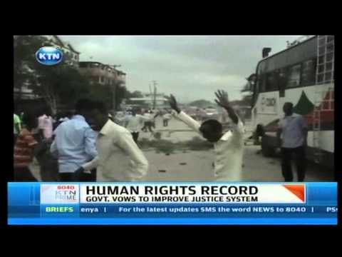 Kenya on the spot over human rights abuse