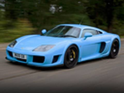 2010 Noble M600 First Drive Video