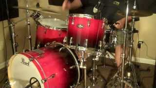 Eli Young Band- Got A Little Drunk Last Night Drum Cover
