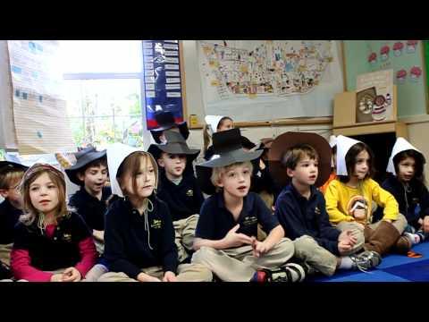 David - Kindergarten at Golden Pond School - 12/01/2011
