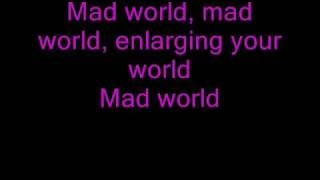 download lagu Mad World -gary Jules Lyrics gratis
