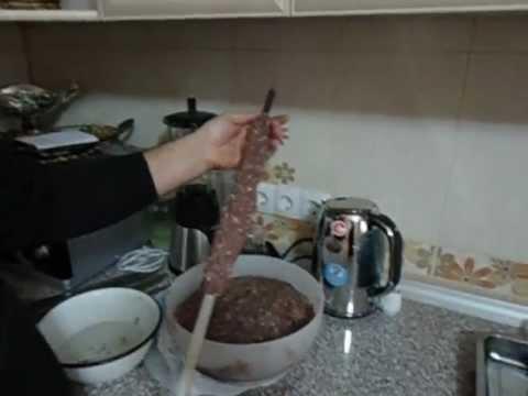 Как приготовить люля в духовке - видео на LifeVideos.ru
