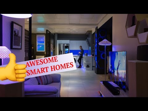 Awesome Gadgets for Smart Homes