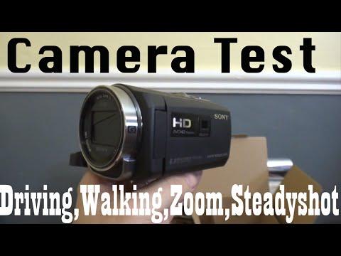 Safehome kamera test
