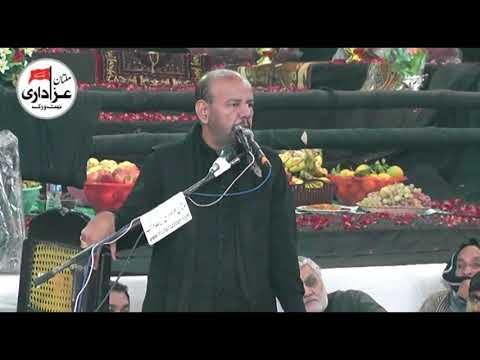 Zakir Ali Abbas Alvi | Majlis 28 Safar 1439 | YadGar Masiab | SHahadat Imam Hassan A.S