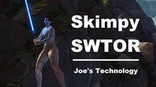 swtor   conversations and sex with jaesa warrior game