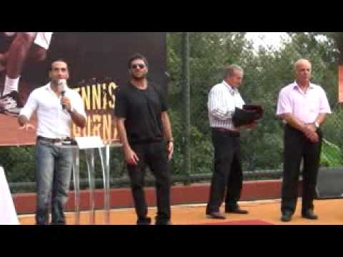 Wael Kfoury Height Wael Kfoury Tennis Tournament