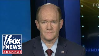 Sen. Chris Coons on whether Democrats are willing to strike a deal with President Trump