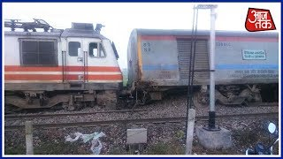 Kaifiyat Express Derails After Collision With Dumper In Uttar Pradesh, Says Police