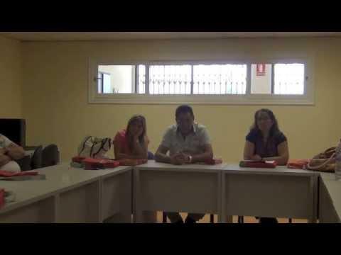 Valoración por los participantes del curso Inteligencia emocional.- CCOO (Tenerife)