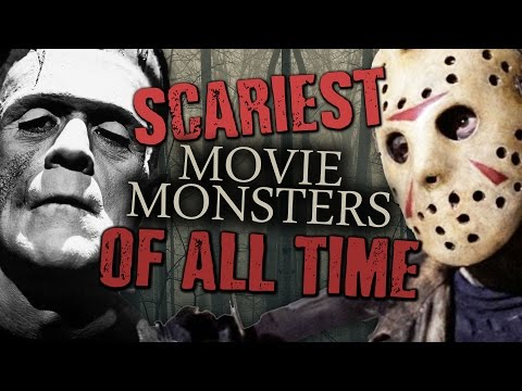 7 Scariest Movie Monsters of All-Time