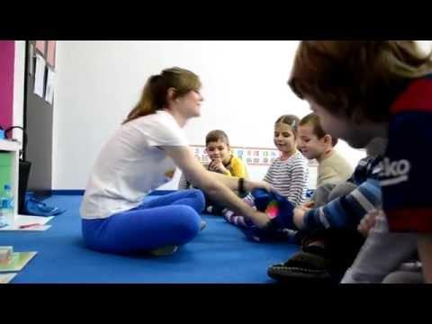 Nauka Języka Angielskiego Dla Dzieci W Łodzi - Szkoła Baby English Center