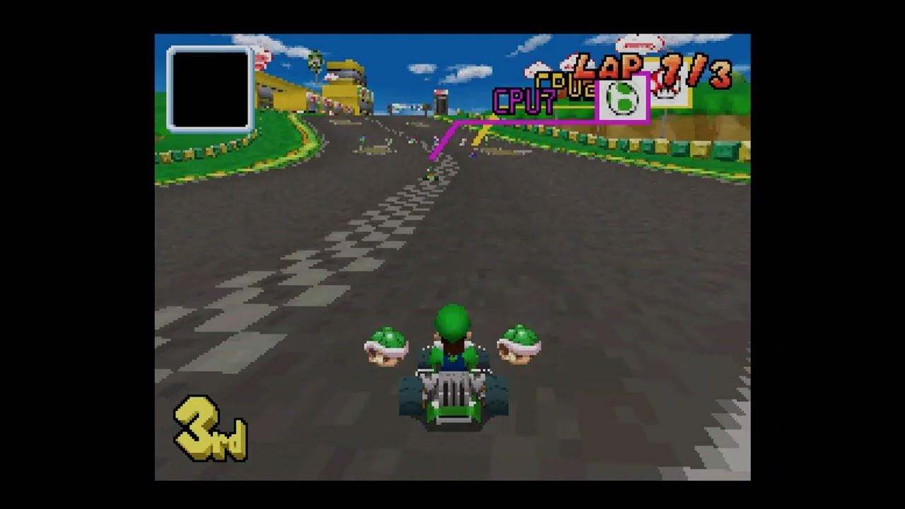 Mario Kart Ds Wikipedia 2687714 Luigi Circuit Super Wiki The Encyclopedia Nintendo Fandom Powered By Wikiamario Simple English Free Encyclopediamario