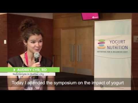 Audrey Cyr, RD - YINI Symposium on Yogurt & Type2 Diabetes