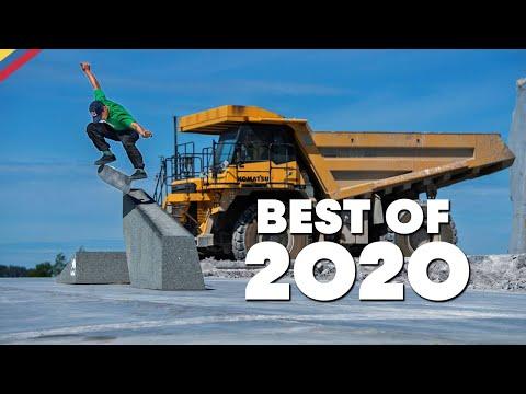 The World Loves Skateboarding | Best Of Red Bull Skateboarding 2020