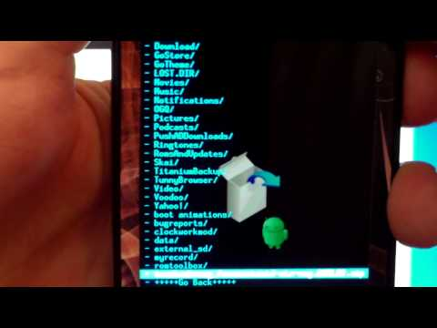 How to root Samsung Fascinate and install Icecream sandwich