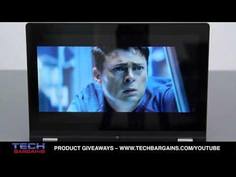 Lenovo IdeaPad Yoga 13 Ultrabook Video Review (HD)