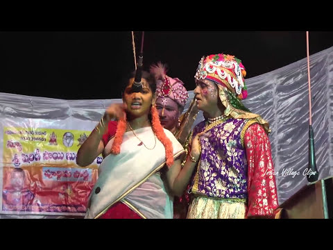 Andhra Village Girls Stage Dance video