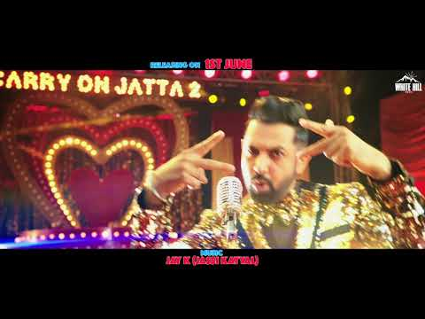 Carry On Jatta 2 (Title Track) | Song Promo | Gippy Grewal , Sonam Bajwa | White Hill Music