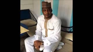 Alan waka-Ta'aziyyar Barrister Yahaya Mahmud