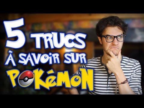 CHRIS : 5 Trucs à Savoir Sur Pokémon