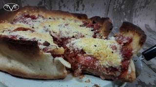 Simple Deep Dish Pizza Recipe | Episode 457