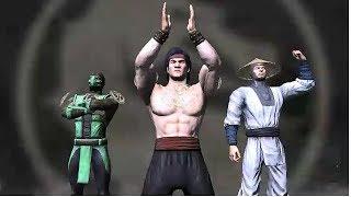 АЛМАЗНАЯ КЛАССИКА Mortal Kombat x mobile