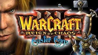 Warcraft III Easter Eggs 1: The Scourge of Lordaeron