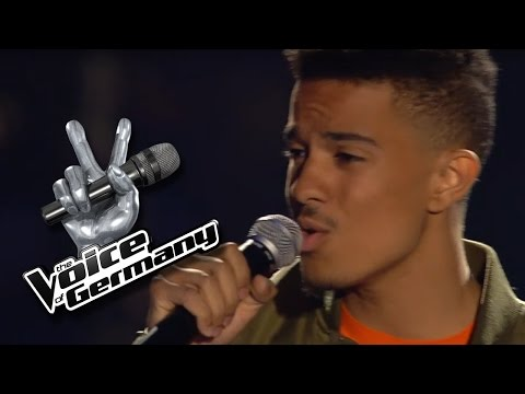 Without You - David Guetta ft Usher | Matthias Zanquila Cover | The Voice of Germany 2015 | Knockout