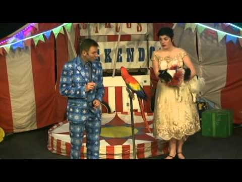 Circus Chickendog's The Mutt Cracker Sweet!—The VORTEX—Austin, Texas—Sun, Dec 20 2015