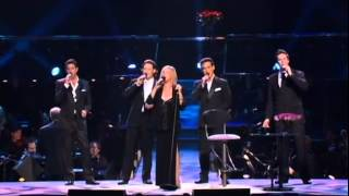 Barbra Streisand with Il Divo - Evergreen