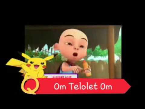 download lagu OM TELOLET OM Versi Upin & Ipin gratis