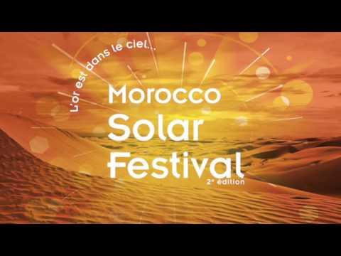 Interview Morocco Solar Festival 2ème édition - Radio Plus