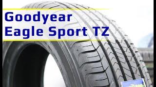 Goodyear Eagle Sport TZ /// обзор