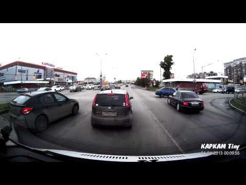 Авария в Екатеринбурге 14 09 2014
