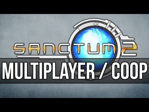 Sanctum 2: Multiplayer & Co-op Gameplay