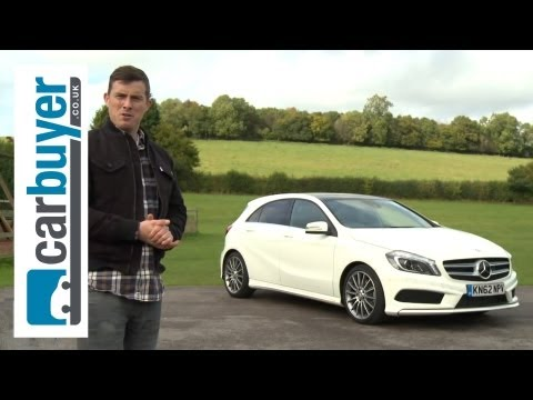 New Mercedes A-Class review - CarBuyer