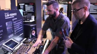 [NAMM 2016] CDJ2000NXS2 & DJM900NXS2 Talkthrough Video