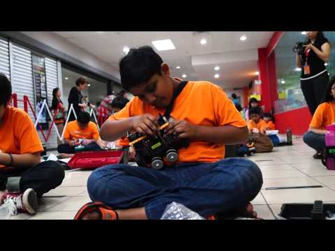 i Batu Pahat Johor Malaysia Master Mind Educational Robotics Learning Centre My Robot The Summit v07