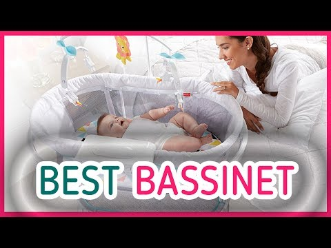 Best Bassinet 2017   Top 5 Baby Bassinet Reviews