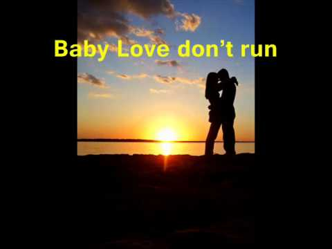 Love Don't Run By Steve Holy ~ Lyrics On Screen ~